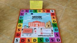 Media pembelajaran Monopoli Asik (MOSIK)/Dokpri