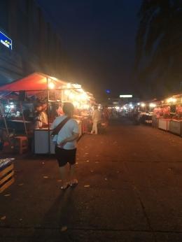 Situasi Pasar Kramat Jati
