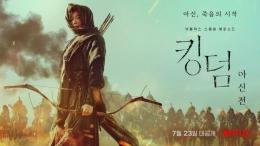 Ashin of the North, film prekuel dari serial Netflix berjudul Kingdom (Cinedope)