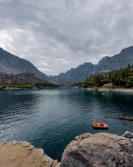 Upper Kachura Lake sumber dok Hafidz