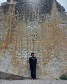 Buddha Rock sumber dok Hafidz