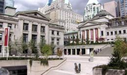Gedung Vancouver Art Gallery   Sumber www.hisour.com