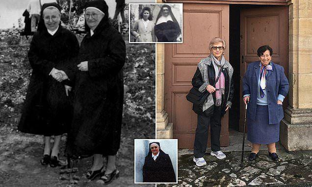 Suster Denise Bergon, Kisah Keteladanan Sang Biarawati Notre Dame (dailymail.co.uk)