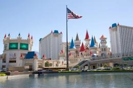 Excalibur - Las Vegas. Sumber: Popejon2 / wikimedia