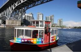 Water Taxi to Granville Island Vancouver   Sumber www.tomostyle.wordpress.com