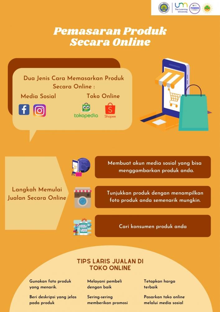 Poster pelatihan pemasaran/dokpri