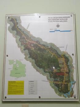Peta Administrasi Desa Banjarsari/Dokpri