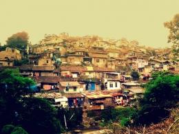 Kampung 200. Foto : Cuham