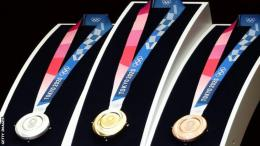Medali Olimpiade 2020 (Getty Images)