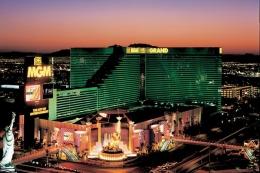 MGM Grand, hotel ke-3 terbesar di dunia. Sumber: www.thousandwonders.net