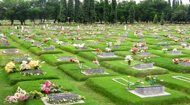 Ilustrasi Kuburan itu Maut | Sumber : www.popmama.com