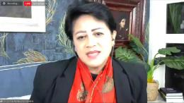 Connie Rahakundini Bakrie   Sumber: CSEAS Indonesia