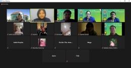 Foto bersama kegiatan sosialisasi pemanfaatan teknologi digital/Dokpri