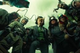 Serial Loki (YouTube Marvel Entertainment via KOMPAS.com)