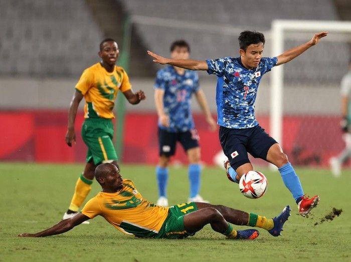 Jepang vs Afrika Selatan 1-0 (sport.detik.com)