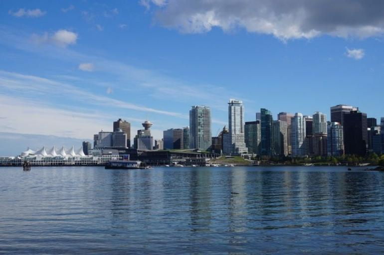 Kota Vancouver, British Columbia, Kanada   Koleksi Foto Iffat Mochtar