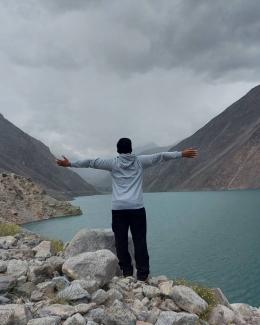 Sadpara Lake sumber dok Hafidz