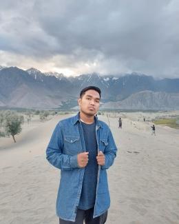 cold desertsumber dok Hafidz