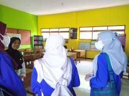 Gedangan Kabupaten Malang data kunjungan siswa ke perpustakaan tidak menunjukan jumlah yang besar