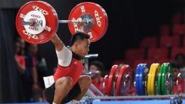 Eko Yuli Irawan, salah satu lifter kebanggaan Indonesia yang tetap konsisten menyumbang medali di olimpiade. Via tempo.co