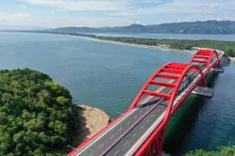 Jembatan Youtefa (Sumber:Indonesia.go.id)