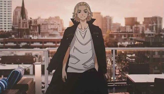 Mikey yang terungkap sebagai pemimpin Valhalla di Tokyo Revengers episode 17. (Sumber: greenscene.co.id)
