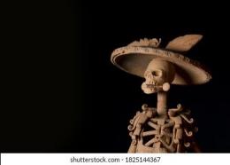 Ilustrasi mempersiapkan kematian | Sumber : shutterstock.com