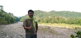 Swafoto di Sungai Idanogawo. Dokpri