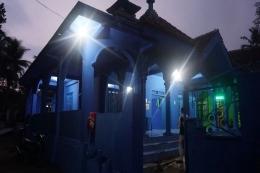 Gambar 2 Masjid Pondok Pesantren Nurul Auliyaaaillaah. Sumber : Dokumen Penulis (2021)
