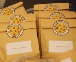 Coffee Bean Cookies (Ismutia)