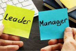 Ilustrasi perbedaan leader dan manager | Foto: Shutterstock