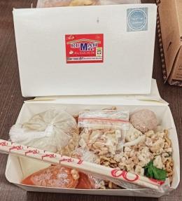 Mie Ayam (Suli)