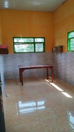 ruang pojok baca balai desa sekarbanyu (Dokpri)