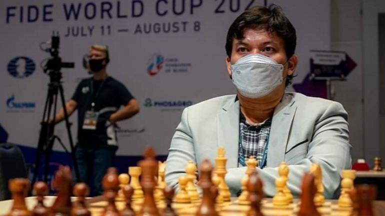 GM Susanto Sumber Instagram:@chessindonesia