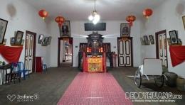 Kampung Kapitan Palembang (sumber : deddyhuang.com)