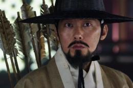 Park Byungeun sebagai Min Chirok yang pernah muncul di series drama Korea Kingdom Season 2.   Netflix