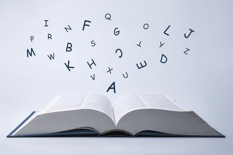 Syarat sebuah bahasa masuk ke dalam KBBI   Sumber: Shutterstock via kompas.com
