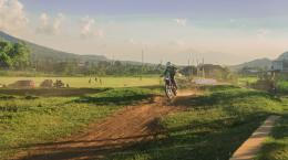 Sirkuit Motocross Desa Wiyurejo, gambar diambil oleh www.instagram.com/humamdaffaa