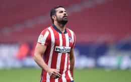 Diego Costa. (via Getty Images)