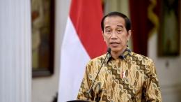 Presiden Joko Widodo. Foto: setkab