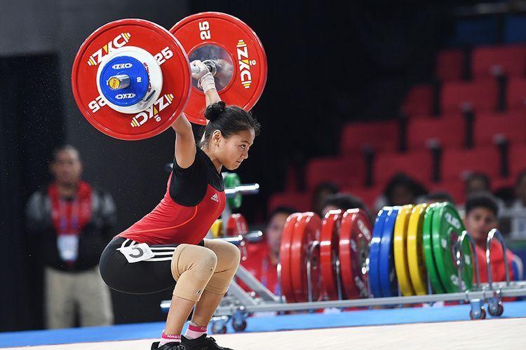 Aisah Windi Cantika Persembahkan Medali Pertama bagi Indonesia - Sumber : kompas.com