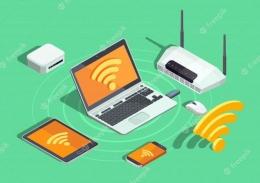 Alasan dan penyesalan tak pasang WiFi tapi setia beli paket data internet (foto dari freepik.com)