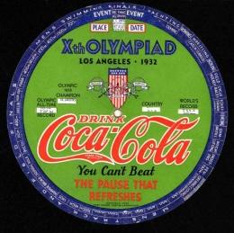 Coca-Cola, sponsor tertua Olimpiade yg bertahan hingga kini. Sumber: www.independent.co.uk