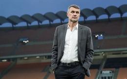 Paolo Maldini, direktur teknik AC Milan. (via sempremilan.com)