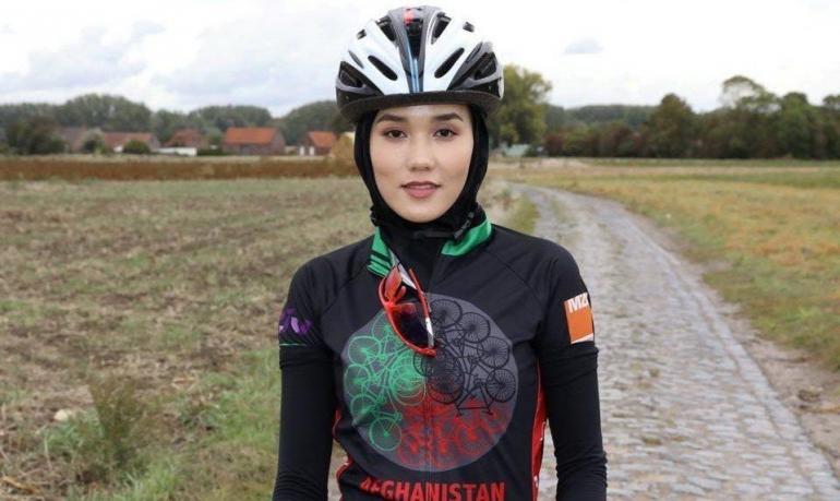 Masomah Ali Zada, Terusir dari Negaranya Demi Hak Wanita Pesepeda (infomigrants.net)