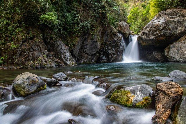 Ilustrasi sungai (pexels.com)