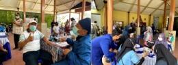 Situasi vaksin di Desa Sukolilo/dokpri