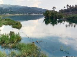 Karamba milik warga di Danau Poso Tentena. Doc Pri
