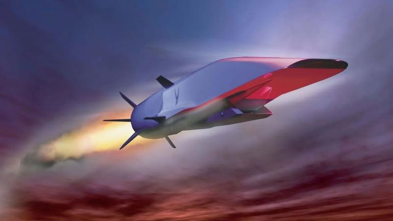 Terbang dengan kecepatan 5 Mach (6.125,22 km/jam) bukanlah masalah. Sumber: bbc.com