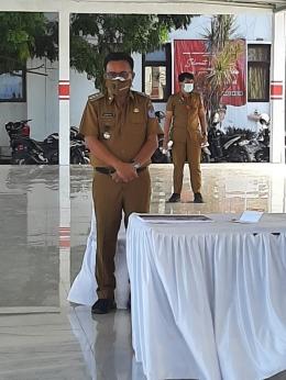 Walikota Bitung Ir. Maurits Mantiri, MM./Dokpri